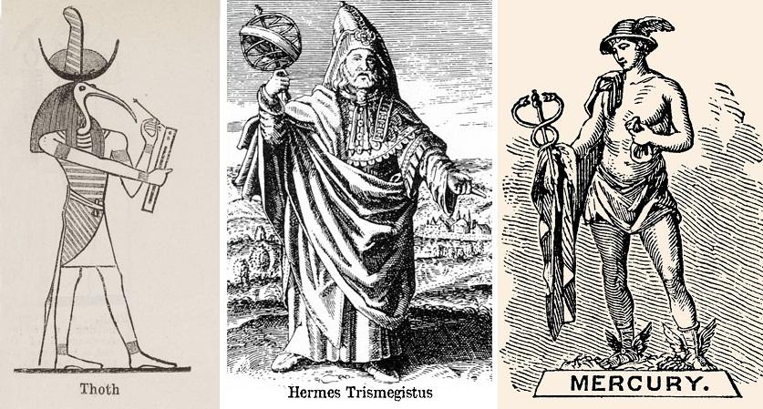Расшифровка Нострадамуса Hermes